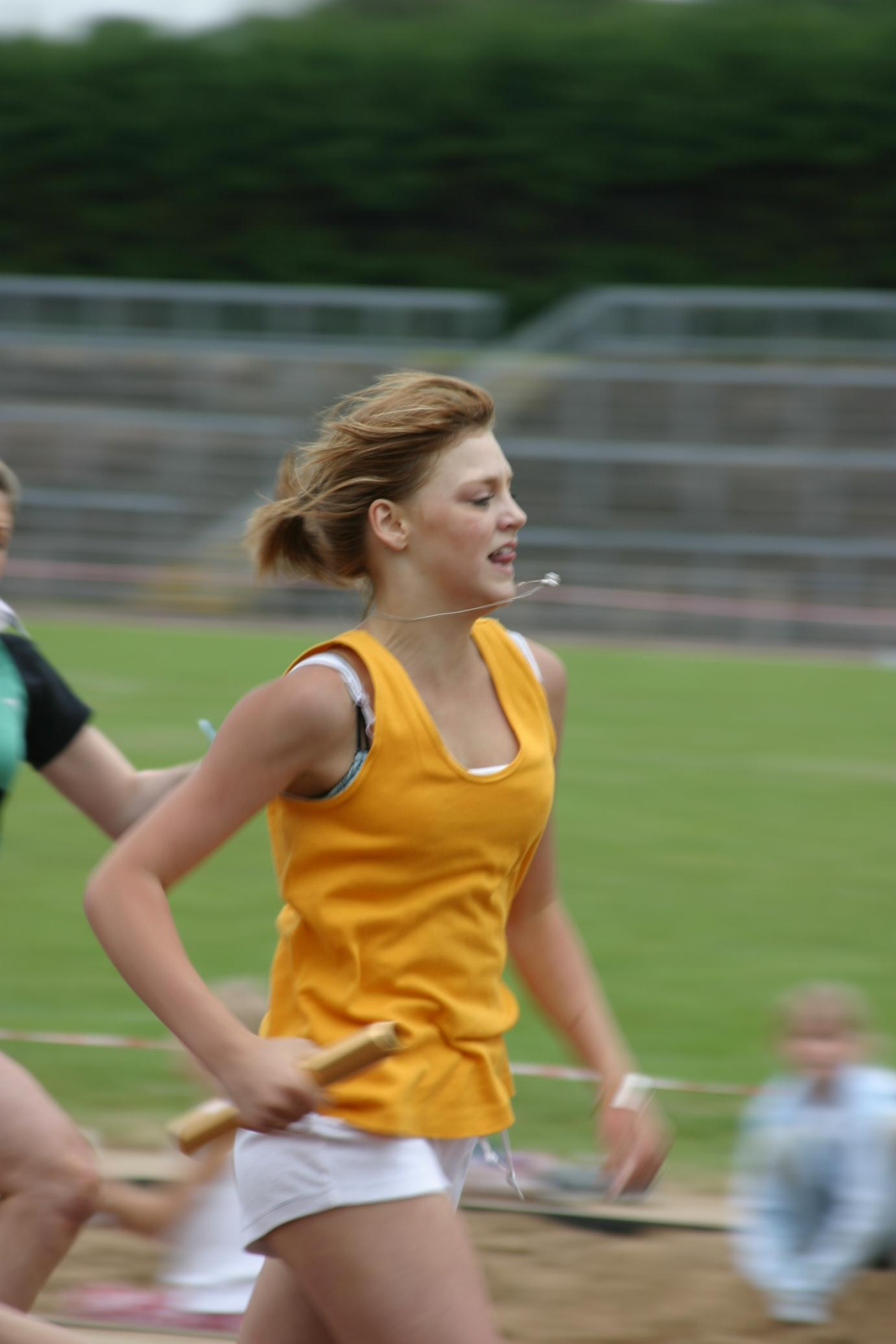 Amy Wilkinson Sports Day 2005.JPG