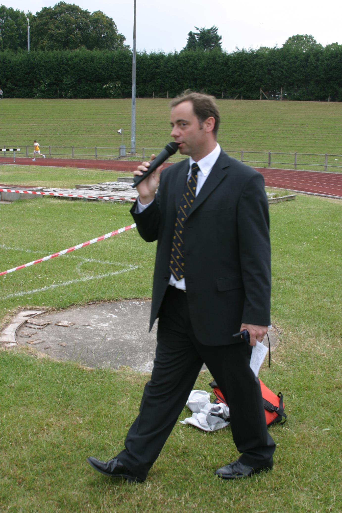 Andy Russell Sports Day 2005.JPG
