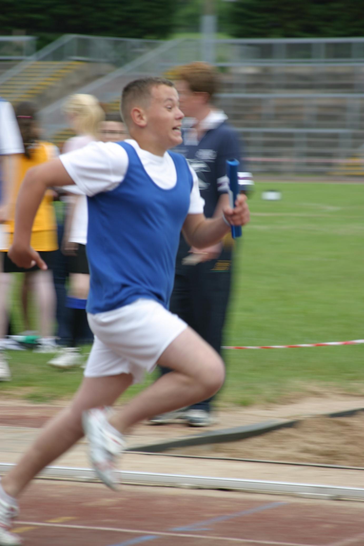 Josh Ward Sports Day 2005.JPG